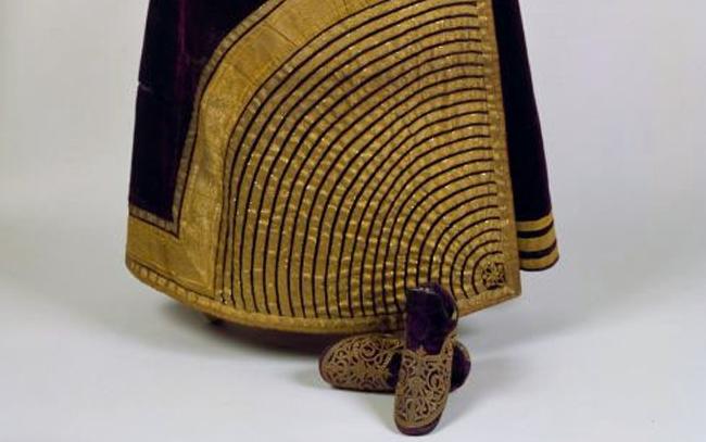 Keswa El Kebira, robe de mariée juive, Tétouan, datant du 19 ème siècle