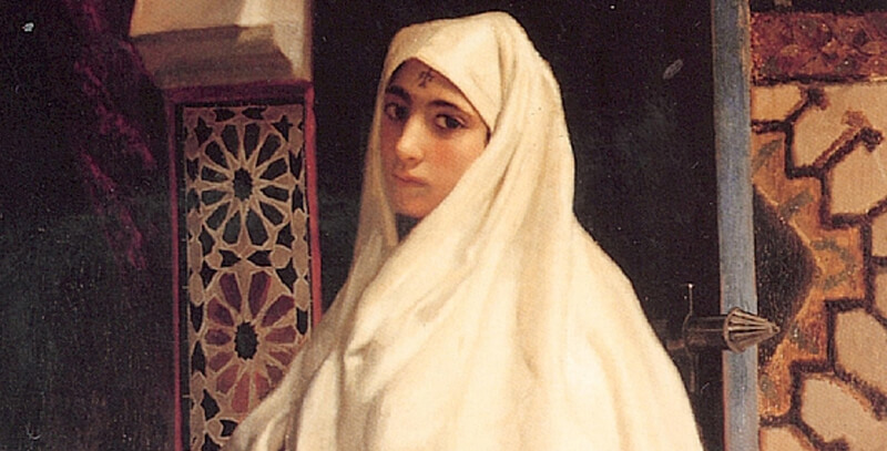 Haik - Clio.fr : Chronologie Le Maroc - Clio - Voyage Culturel